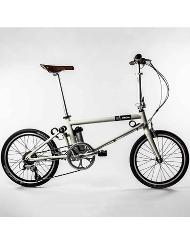 Vouwfiets Ahooga Light+ E-bike
