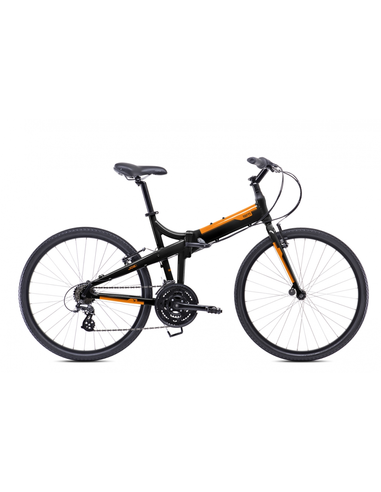 "TERN JOE C21 26"" 21GG BLACK/ORANGE"
