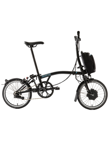 Brompton H6L Electric E-bike Vouwfiets